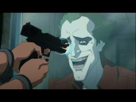"""Песня """"twenty one pilots: Heathens"""" (на русском),  из мультика: Бэтмен нападение на аркхэм."""