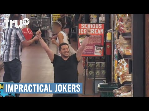 Impractical Jokers - Supermarket Balloon Assault