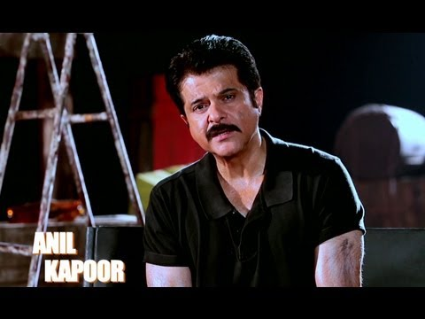 Shooting At Dhobighat With Anil Kapoor - Shootout At Wadala