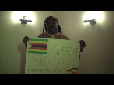 Zimbabwe Yard Sale (J. Anthony Brown TJMS Skit)