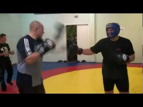 Fedor Training for Dan Henderson-NEW Image 1