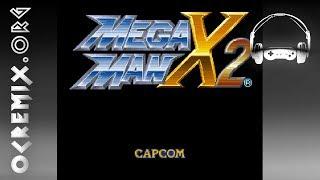 """Mega Man X2 OC ReMix by pu_freak: """"X's Demise"""" [X-Hunter 1, Spark Mandrill (X1)] (#3722)"""