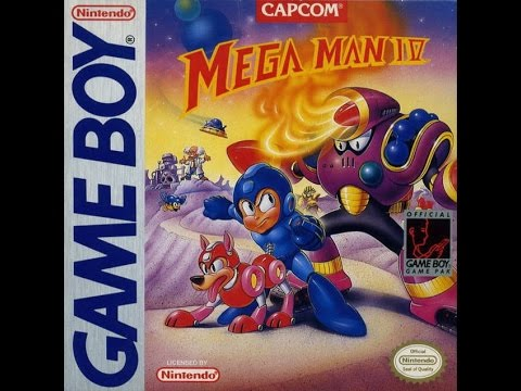 Game Boy Mega Man IV Video Walkthrough