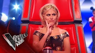 All the Highlights From Week Two | The Voice Kids UK