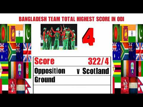 bangladesh vs west indies 2nd odi highlights in 2018 // bangladesh lose by 3 runs // Ban vs Wi 2018