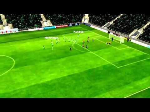 Greatest football manager game ever- Celtic vs Hibs