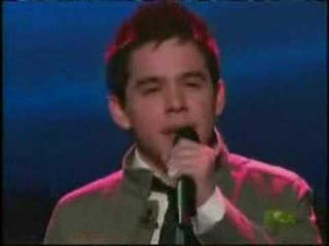 David Archuleta - Think of Me