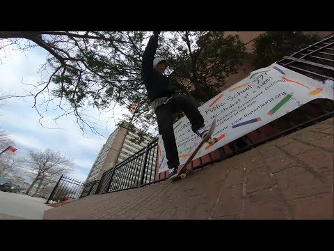 Skate All Cities – GoPro Vlog Series #073 / SKYLAR