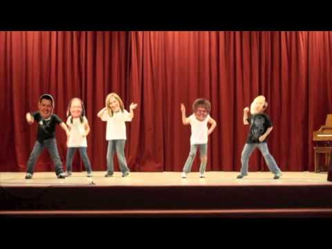 Oregon-Davis Talent Show -Teacher Dance