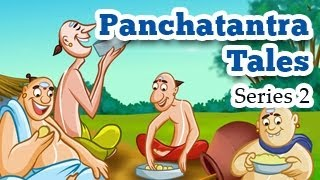 Tales of Panchatantra in Hindi - Series 2