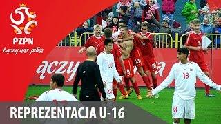 U-16: Skrót meczu Polska - Szwajcaria 3-0
