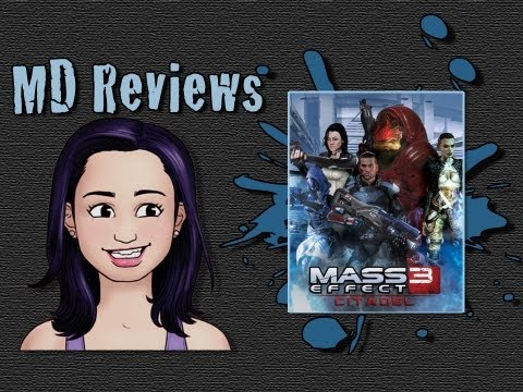 MD Reviews: Mass Effect 3 Citadel DLC