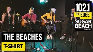 The Beaches - T-Shirt (Live at the Edge)