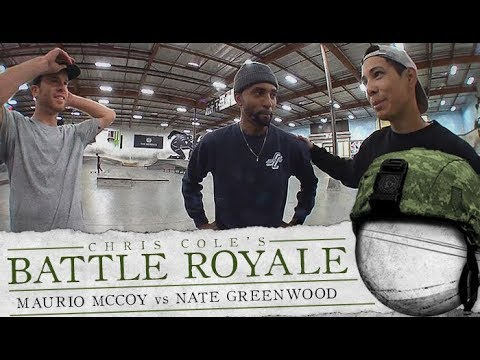 Maurio McCoy & Nate Greenwood - Battle Royale