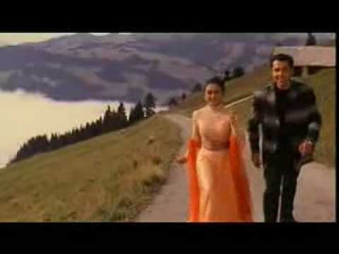 MUSICA INDU....por este video me enamore de Rani Mukherjee