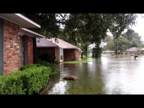 Baton rouge, LA flooding is the struggle...