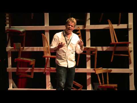 Why Giving Is Better Than Porn: David Erasmus At Tedxbrighton video