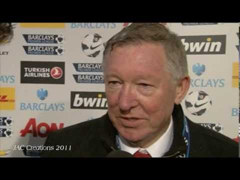 UNCUT Sir Alex Ferguson -Last Home Post Match Interview Manchester United 2-1 Swansea