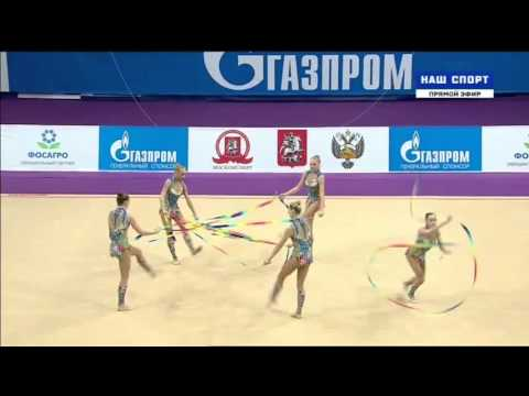 Russia 5 Ribbons EF 2016 Moscow Grand Prix