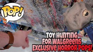 Toy Hunt For NEW Walgreens Jason POP! More Sauron Marvel Legends Found!!