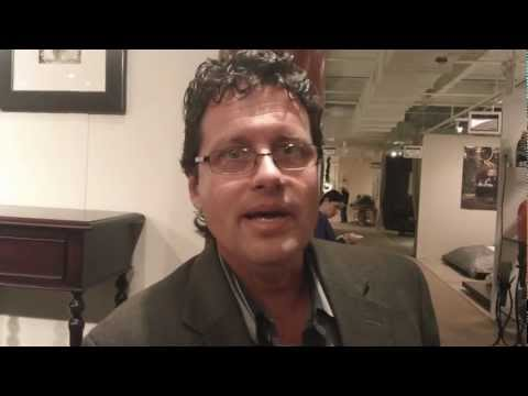 High Point Market Furniture Trade Show Interview Spring 2012 (2/4)