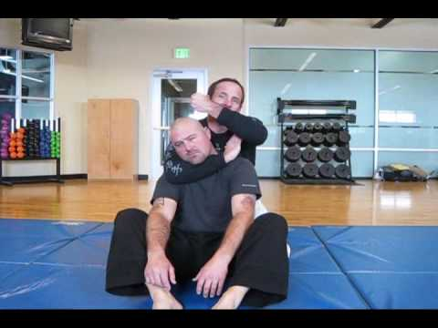 Sophisticated Basics: 4 Steps Towards a Tighter Rear Naked Choke Image 1