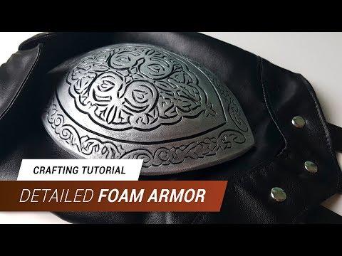 CraftingTutorial - Detailed Foam Armor