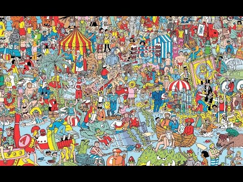 Where Is Waldo? This Is How You Find Him!