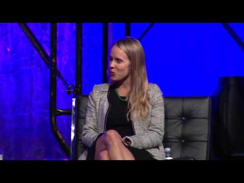 Collision 2015 - Mitchell Baker of Mozilla with Alexandra Suich of The Economist