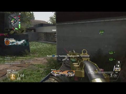 83-4 Escopeta y Algo de Francotirador!! - Black Ops 2 - bysTaXx