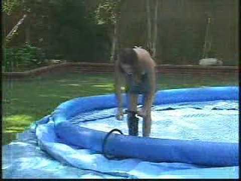 intex easy set pool instructions