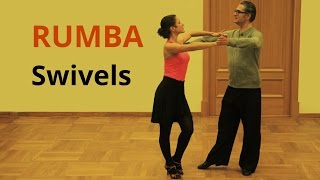 How to Dance Rumba? Swivels & Routine