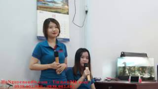 karaoke duyên phận với loa vali kéo bose DK 3115