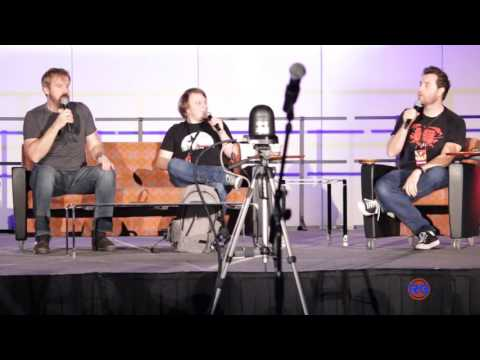 Rooster Teeth RWBY Panel - Alamo City Comic Con