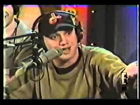 Bloodhound Gang - Jimmy Pop & Lupus at Howard Stern Show 24.02.1997