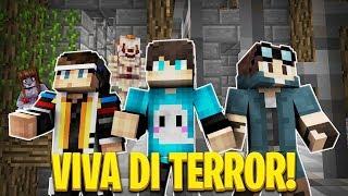 DUNIA VIVA DI TERROR LAGI !? 😱 **PENYWISE HIDUP!?** | Viva Horror Roleplay [#01]