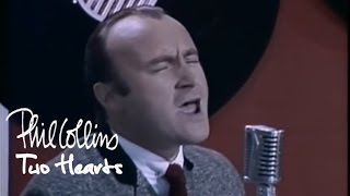 Watch Phil Collins Two Hearts video