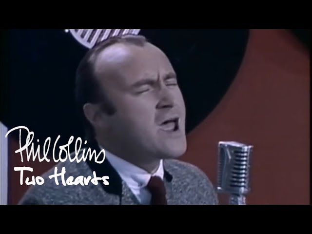 Phil Collins - Two Hearts Official Music Video
