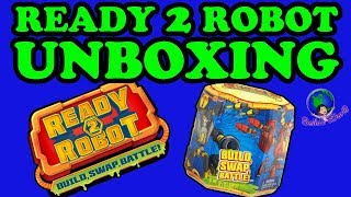 Ready 2 Robot Unboxing | MGA Entertainment | Ready 2 Robot Review | Bella's World