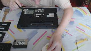 Disassembly HP Pavilion DV6500 KD959EA