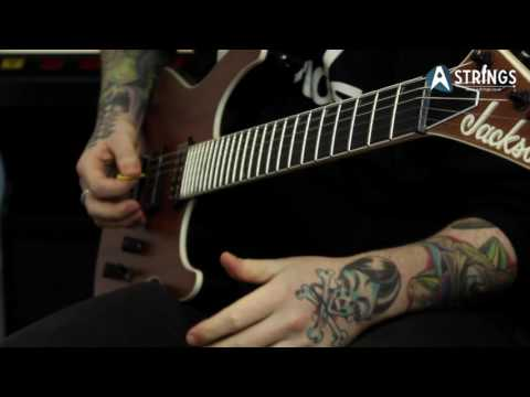 Jackson SL2 MAH Pro Series Soloist Guitar Unboxing: Exclusive first look 2017
