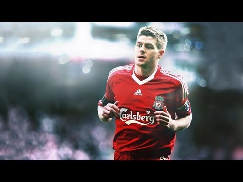 Steven Gerrard - Goals With English Commentary