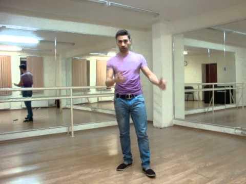 Уроки танцев online. Экспресс курс для мужчин.1-й урок танцев online (объяснение)