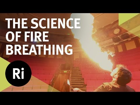 The Science of Fire Breathing