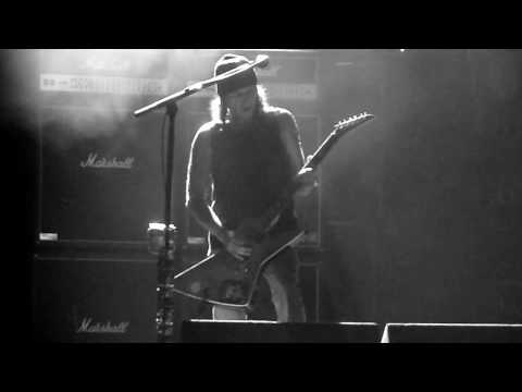 Phil Campbell Guitar Solo @ Codroipo 28.06.2010 HD