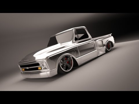 1972 Chevy C10 6.0/6 Speed | Independence Day Edition: Lose Yourself - Dirty Dianah Update Music Videos