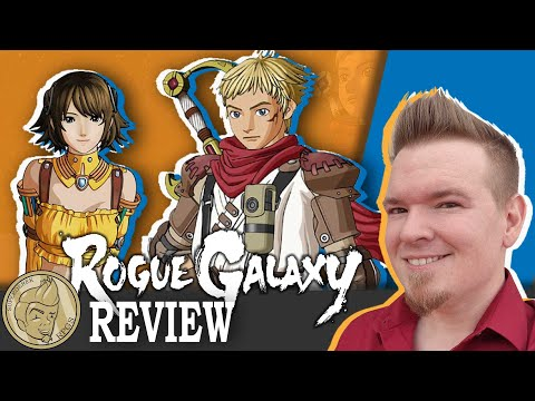 Rogue Galaxy Review! [PS2] The Game Collection