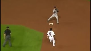 MLB Fake Throws