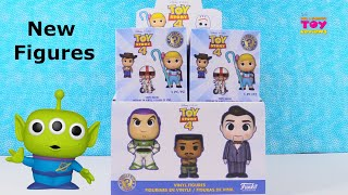 Toy Story 4 Movie Funko Mystery Minis Vinyl Figures Unboxing Review | PSToyReviews