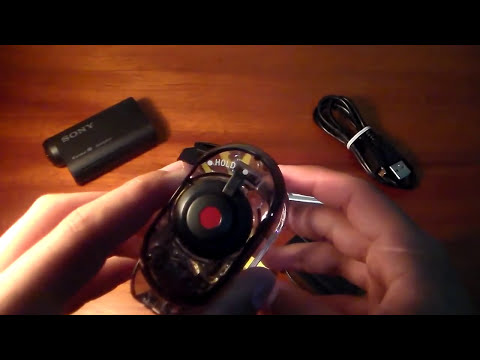Unboxing Filmadora Sony Action Cam HDR AS-15 [PT-BR]